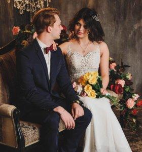 Фотографии в день свадьбы!