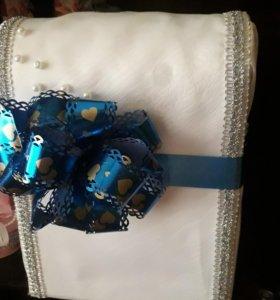 Продам коробку для денег на свадьбу