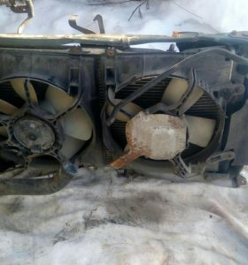 Радиатор мазда кседос 9