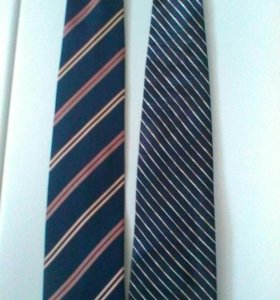 Шелковые дизайнерские галстуки ручной работы