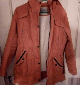 куртка(парка)демисезон