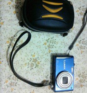 Фотоаппарат Panasonik-Lumix