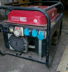 Генератор Honda 5.5 кВт