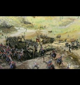 Диорама Отечественная война 1812