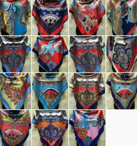 Шёлковые платки ETRO