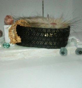 Подушка для иголок ручной работы