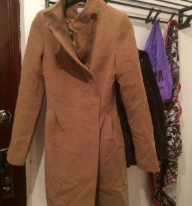Новое женское пальто. Торг