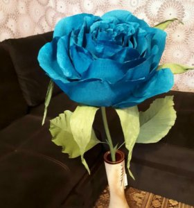 Роза для вазы