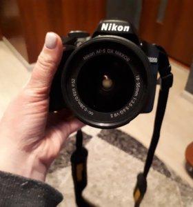 Фотоаппарат Nikon D3200 18-55 VR II Kit