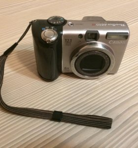 Фотоаппарат Canon PowerShot A650 IS