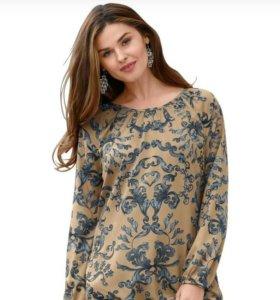 Новая блузка 58-60