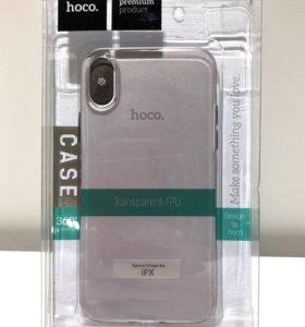 Чехол для iPhone X новый HOCO