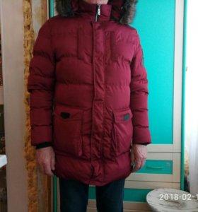Зимняя мужская куртка. Размер 50--52