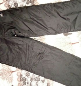 Мужские утеплённые штаны