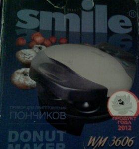 Прибор для приг.пончиков