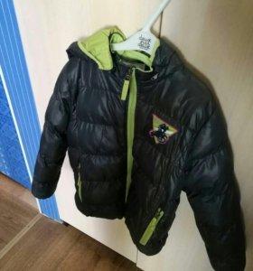 демисезонная куртка sweet barry