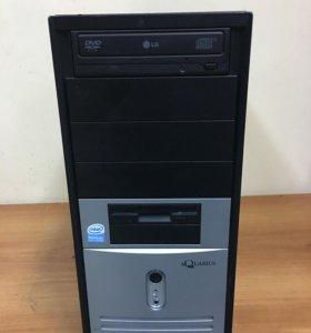 775/E8200/2x1024MbDDR2/320SATA/Q45/black