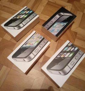 Айфон коробка 3шт цена за все