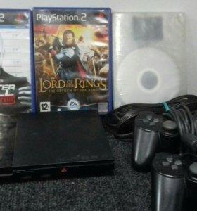 Приставка Sony PlayStation 2