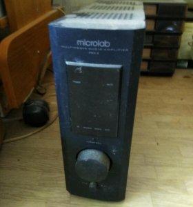 Аккустика microlab pro 3