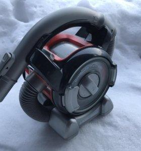 Автомобильный пылесос BLACK & DECKER PAD1200