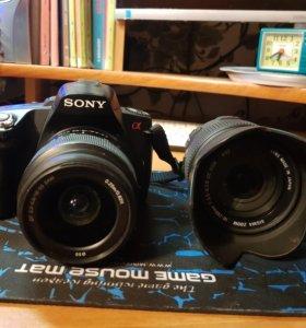 Sony A 390