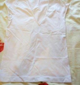 Белая рубашка 46 размер