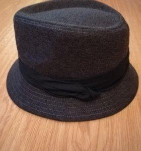 Шляпа новая мужская /женская из кашемира