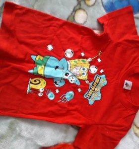 Футболки детские.ночные сорочки
