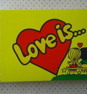 Шокобокс Love is..