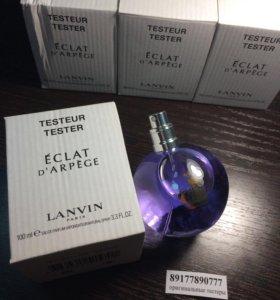 Lanvin Eclat 100ml тестер оригинал