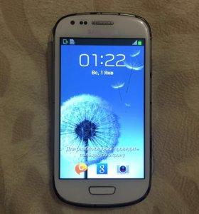 Смартфон самсунг галакси S3 mini