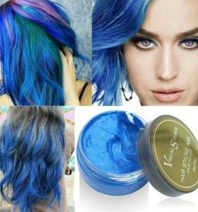 Гель краска для волос