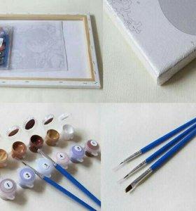 Картины для рисования по номерам