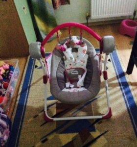 Качели для новорождённых