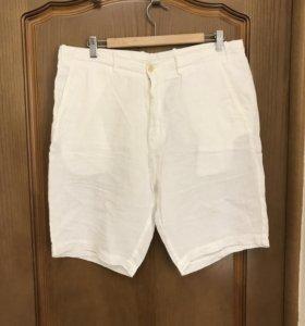Шорты мужские белые красивые размер 50