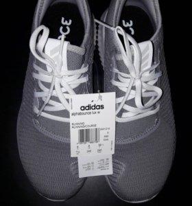 Adidas кроссовки беговые(новые)