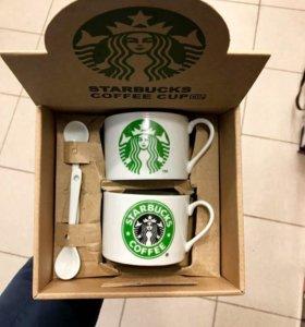 Фирменные наборы Starbucks
