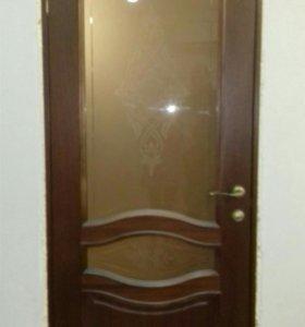 Деревянные и железные двери