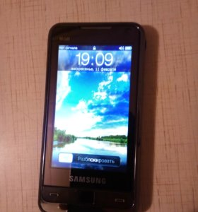 Samsung SGH-i900 Witu