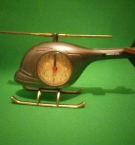часы вертолет на 23 февраля