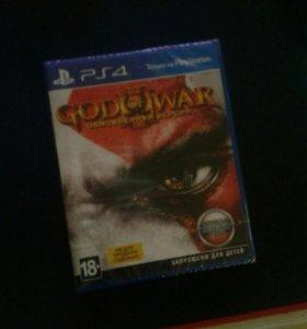 God of war для PS4 / PlayStation 4