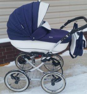 Детская коляска BeBe-Mobile Santana Ecco(2 в 1)