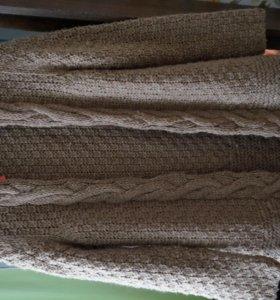 Кофточка вязанная
