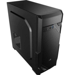Срочно продам игровой комп с SSD 240ГБ