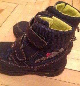 Зимние ботинки рикоста