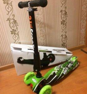 Самокат скутер для детей
