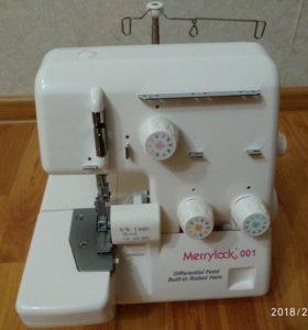 Оверлок Marrylock 001 (новый)