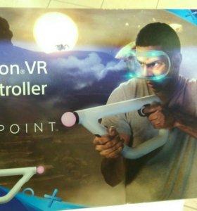 Новый Aim controller для PS4 VR