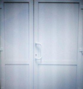 Двери офисные, окна, витражи, веранды из пвх